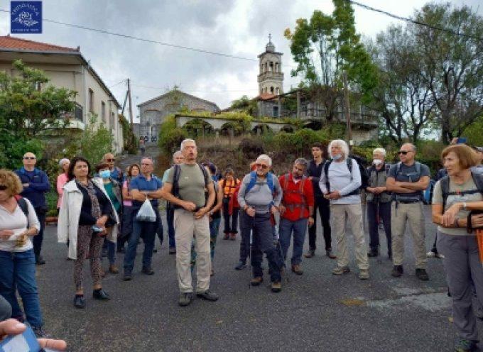 Διασυλογική ορειβατική συνάντηση και εγκαίνια των ιστορικών μονοπατιών της Επανάστασης στο Μαίναλο
