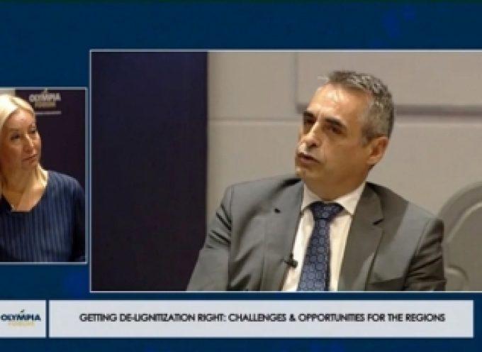 Κώστας Τζιούμης: «Ο Δήμος Τρίπολης γίνεται ελκυστικότερος σε πράσινες επενδύσεις»